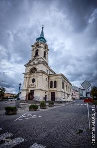 125 let od konsekrace kostela sv. Vojtěcha v Příbrami Březové Hory